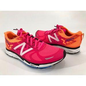 sports shoes 6518d 67f8e free shipping new balance 1500 womens pink orange 60056 c74e9